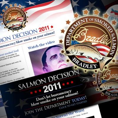 Bradley Smoker: Department of Smoked Salmon