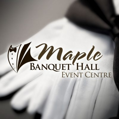 Maple Banquet Hall Event Centre Logo